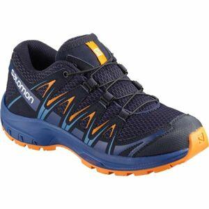 Salomon XA PRO 3D J tmavě modrá 38 - Dětská běžecká obuv
