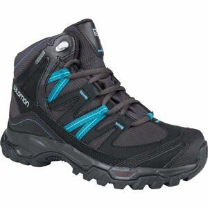 Salomon MUDSTONE MID 2 GTX W černá 4 - Dámská hikingová obuv