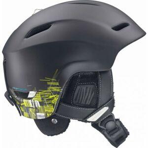 Salomon PHANTOM CUSTOM AIR černá 53-56 - Lyžařská helma