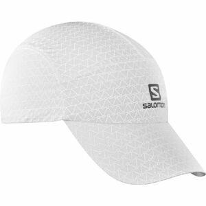 Salomon REFLECTIVE CAP bílá NS - Kšiltovka