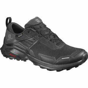 Salomon X RAISE GTX černá 8.5 - Pánská funkční obuv