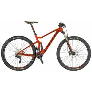 Scott SPARK 970 červená S - Celoodpružené horské kolo