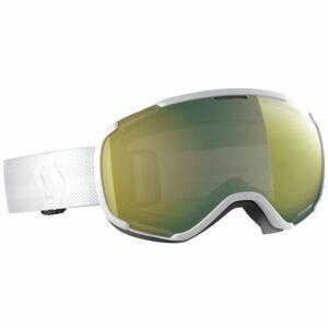 Scott FAZE II bílá NS - Lyžařské brýle