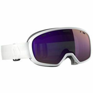 Scott MUSE PRO bílá  - Lyžařské brýle pro malý až střední obličej