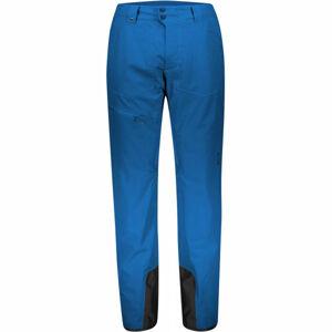 Scott ULTIMATE DRYO 10 modrá M - Pánské lyžařské kalhoty