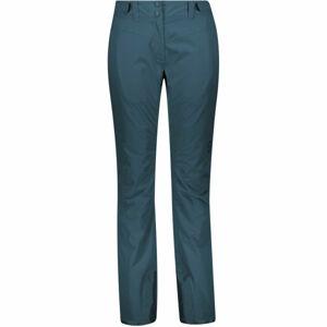 Scott ULTIMATE DRYO 10 W modrá XS - Dámské lyžařské kalhoty