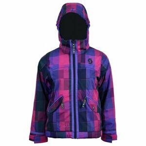 Scott CRYSTA G růžová S - Dívčí lyžařská bunda