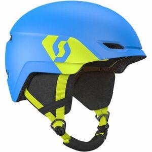 Scott KEEPER 2 JR modrá (53 - 56) - Dětská lyžařská přilba