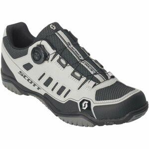 Scott SPORT CRUS-R BOA REFLECTIVE  42 - Pánská cyklistická obuv MTB