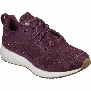Skechers BOBS SQUAD GLAM LEAGUE  38.5 - Dámská volnočasová obuv