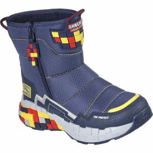 Skechers MEGA-CRAFT  29 - Chlapecká zateplená zimní obuv