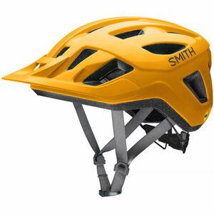 Smith CONVOY MIPS žlutá (51 - 55) - Cyklistická helma