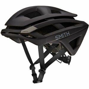 Smith OVERTAKE černá (51 - 55) - Cyklistická silniční helma