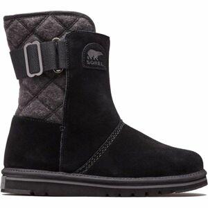 Sorel NEWBIE černá 8 - Dámská zimní obuv