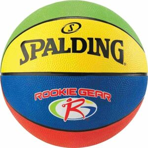 Spalding JR NBA ROOKIE GEAR OUT  5 - Juniorský basketbalový míč