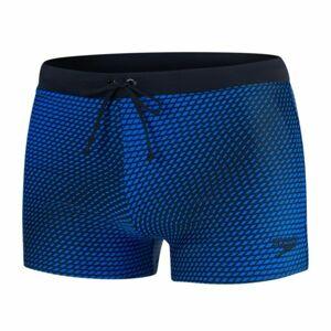 Speedo VALMILTON AQUASHORT tmavě modrá 9 - Pánské plavky