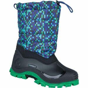Spirale K6D COLORADO zelená 33 - Dětská zimní obuv