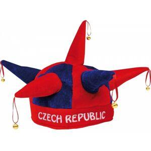 SPORT TEAM KLOBOUK ŠAŠEK ČR červená  - Šaškovský klobouk