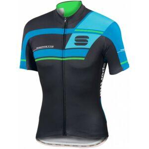 Sportful GRUPPETTO PRO TEAM modrá XXL - Cyklistický dres