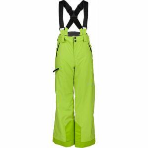 Spyder BOYS PROPULSION světle zelená 12 - Chlapecké kalhoty