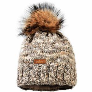 Starling PAVONE šedá UNI - Zimní čepice