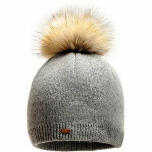 Starling CLARISSE šedá UNI - Zimní čepice