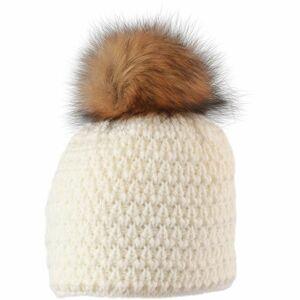 Starling RISE béžová UNI - Zimní čepice