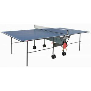 Stiga BASIC ROLLER modrá NS - Stůl na stolní tenis