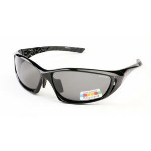 Störrvik SPORTOVNÍ SLUNEČNÍ BRÝLE černá  - Sportovní sluneční brýle