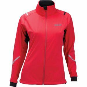 Swix CROSS W červená S - Dámská sportovní softsehllová bunda