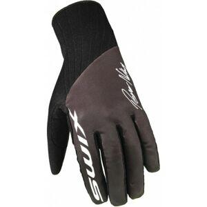 Swix TRIAC PRO GLOVES WMNS  M - Dámské běžecké rukavice
