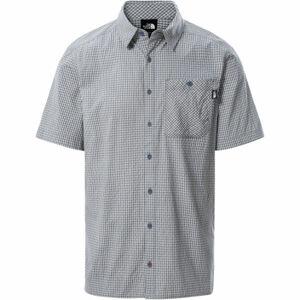 The North Face MEN´S S/S HYPRESS SHIRT  XL - Pánská košile