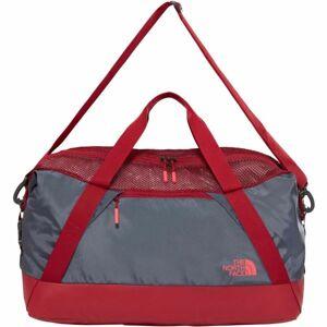 The North Face APEX GYM DUFFEL šedá M - Sportovní taška