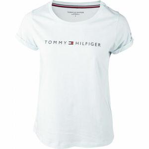 Tommy Hilfiger RN TEE SS LOGO  XS - Dámské tričko