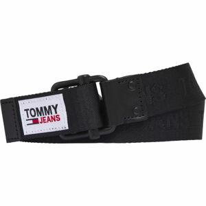 Tommy Hilfiger TJM LOGO WEBBING BELT 3.5  110 - Pánský pásek