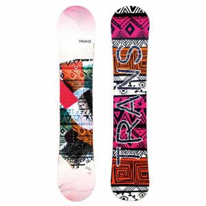 TRANS CU VARIOROCKER  144 - Dámský snowboard