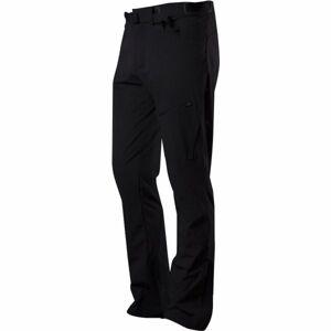 TRIMM FJORD černá 3XL - Pánské stretch kalhoty