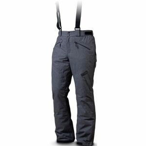 TRIMM PANTHER šedá L - Pánské lyžařské kalhoty