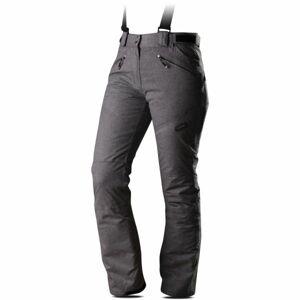 TRIMM PANTHER LADY šedá XL - Dámské lyžařské kalhoty
