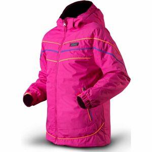TRIMM RITA růžová 164 - Dívčí lyžařská bunda