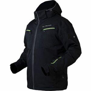 TRIMM TORENT černá 3XL - Pánská lyžařská bunda