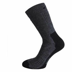 Ulvang AKTIV šedá 40-42 - Sportovní ponožky