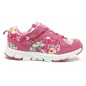 Umbro MARIANNE růžová 35 - Dívčí vycházková obuv