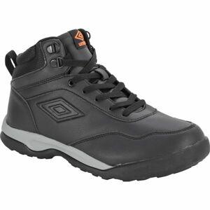 Umbro LUDGATE černá 7.5 - Pánská treková obuv
