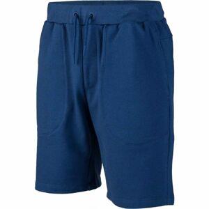 Umbro UWFC TEXTURED SHORT tmavě modrá XL - Pánské kraťasy