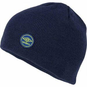 Umbro ORIS modrá UNI - Chlapecká čepice