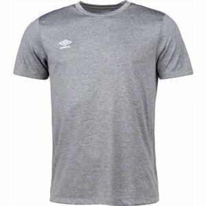 Umbro FW MARL TRAINING JERSEY  M - Pánské sportovní triko