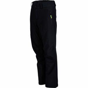 Umbro FIRO černá 116-122 - Chlapecké softshellové kalhoty