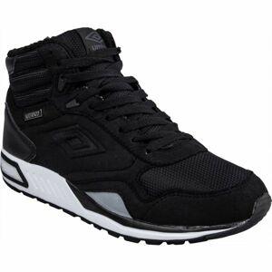 Umbro REDHILL HIGH W PROOF černá 11 - Pánská volnočasová obuv