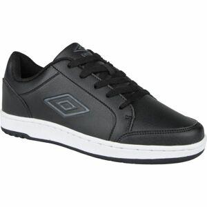 Umbro RICHMOND JNR černá 6 - Dětská volnočasová obuv